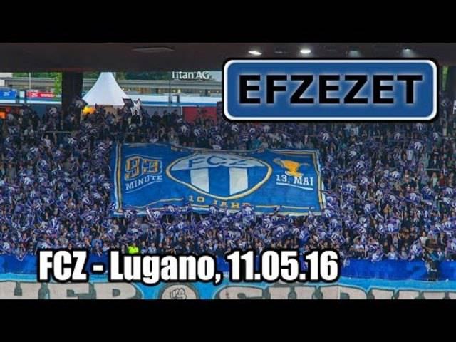 Der FCZ  unterliegt Lugano zuhause mit 0:4 und wird Tabellenletzter