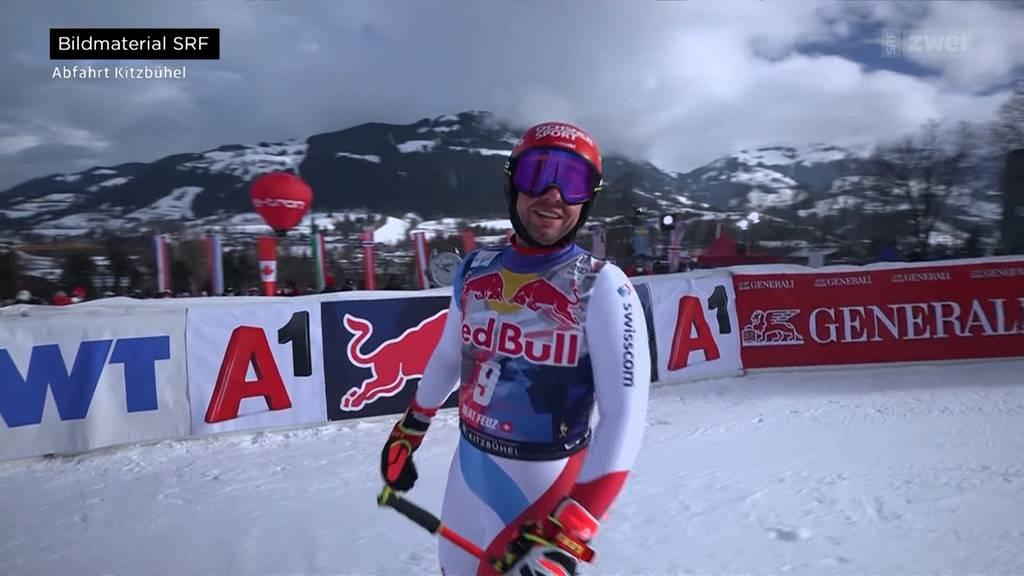 Sensationeller Ski-Sonntag für die Schweiz