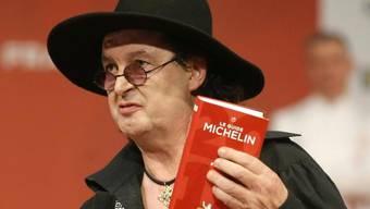 Sternekoch Marc Veyrat ist im Streit mit dem Michelin-Gastronomieführer um die Bewertung seines Toprestaurants vor Gericht gescheitert. (Archivbild)