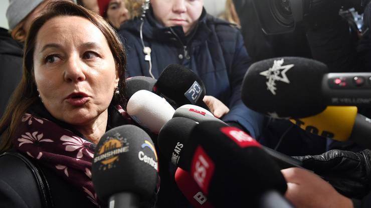 Verteidigerin Renate Senn: «Mein Mandant hatte die Hoffnung, dass das Urteil anders herauskommt»