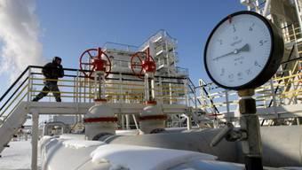 Die EU kritisiert die billige Energie für russische Firmen (Symbol)