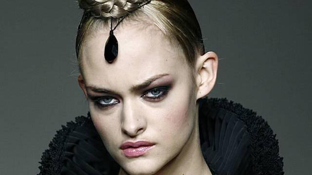 Model Nadine Strittmatter (Archiv)