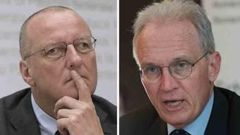Dem SRG-Regionaldirektor Roger de Weck wird vom Gewerbler Hans-Ulrich Bigler vorgeworfen, dass er im Abstimmungskampf nicht wie versprochen die redaktionelle Unabhängigkeit wahrt.