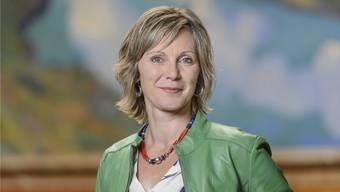Maya Graf, Grünen-Nationalrätin BL
