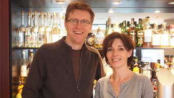 «Die Menschen wollen miteinander etwas erleben»: Philipp Weiss und Martina Welti glauben an die Kinozukunft. Thomas Wehrli