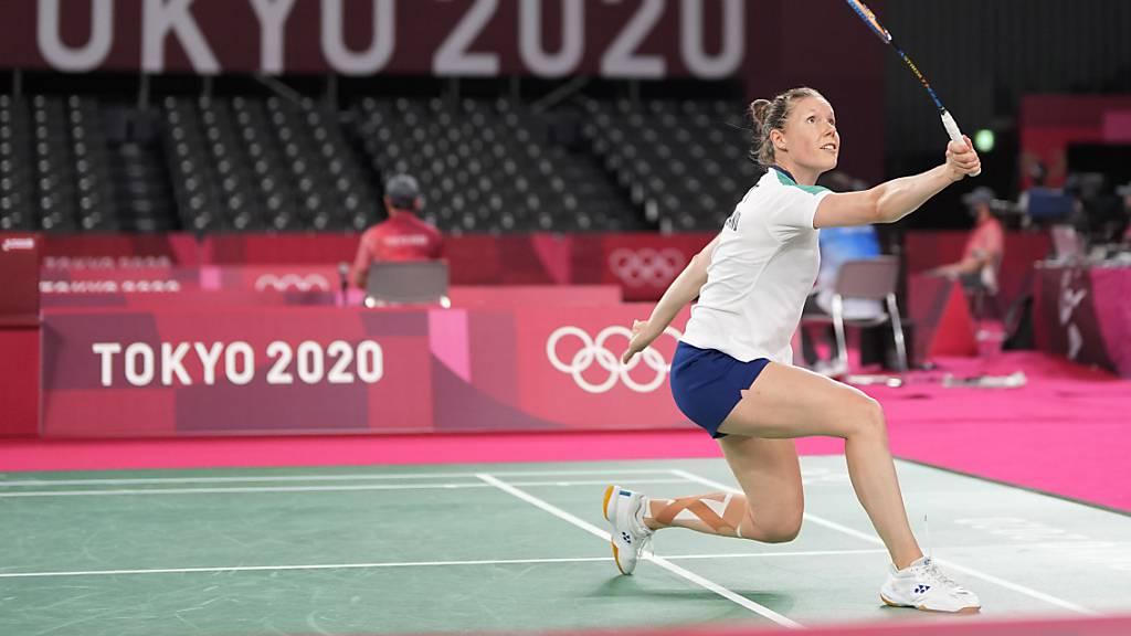 Sabrina Jaquet verlässt die Olympia-Bühne ohne Sieg