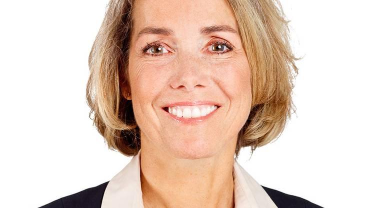 Verwaltungsrätin Anne Bobillier, bei Raiffeisen Schweiz weniger als ein Jahr im Amt.