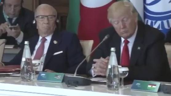Trump mag Gentiloni nicht zuhören – oder doch?