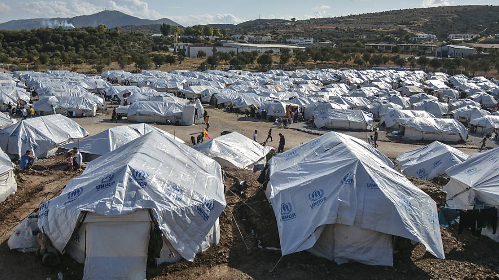 Neues Flüchtlingslager soll kommenden Winter stehen
