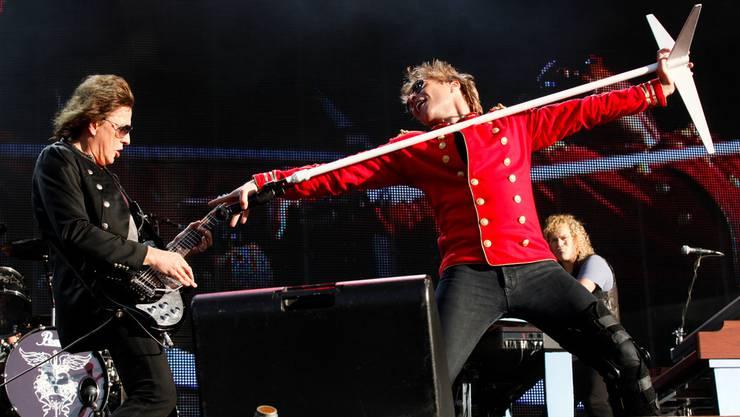 Dicke Luft zwischen Jon Bon Jovi und seinem Gitarristen Richie Sambora