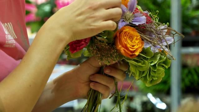 Floristin: Silber für Annika Junghans aus Suhr
