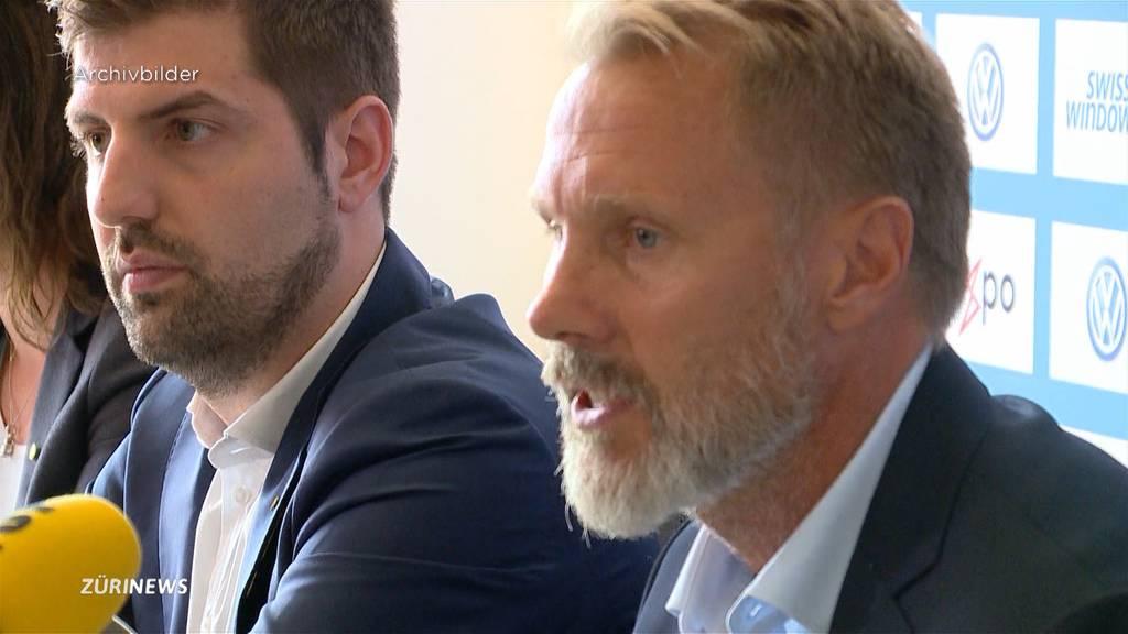 Knall bei GC: Cheftrainer und Sportchef müssen gehen