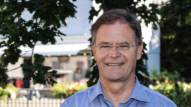 Gemeindeammann Walter Dubler.