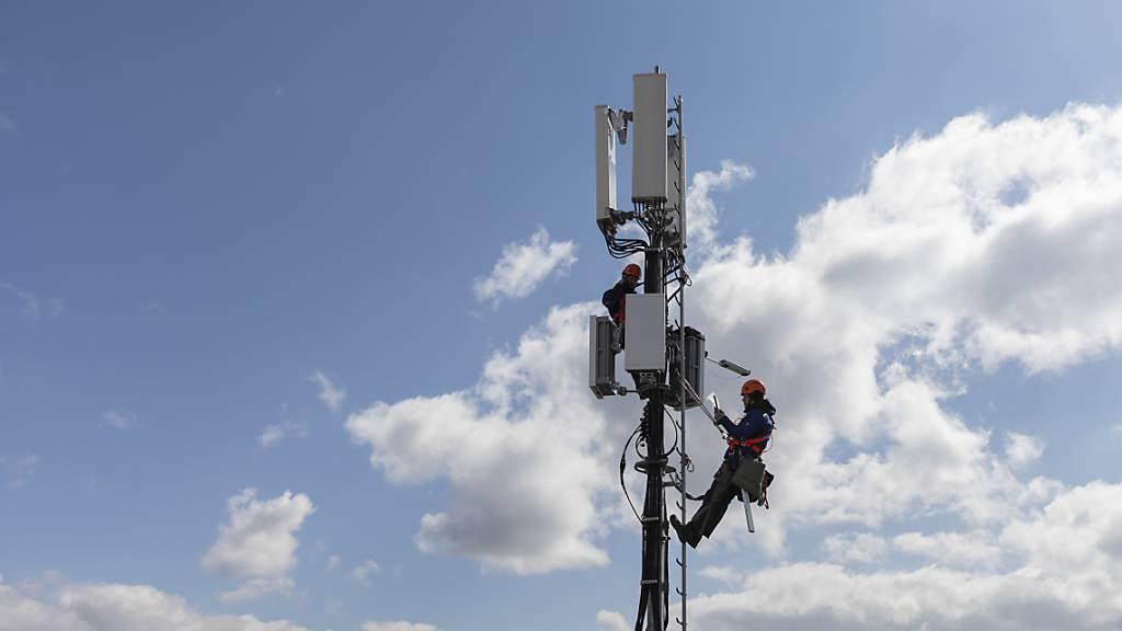 Ericsson könnte europäische 5G-Netze alleine aufbauen