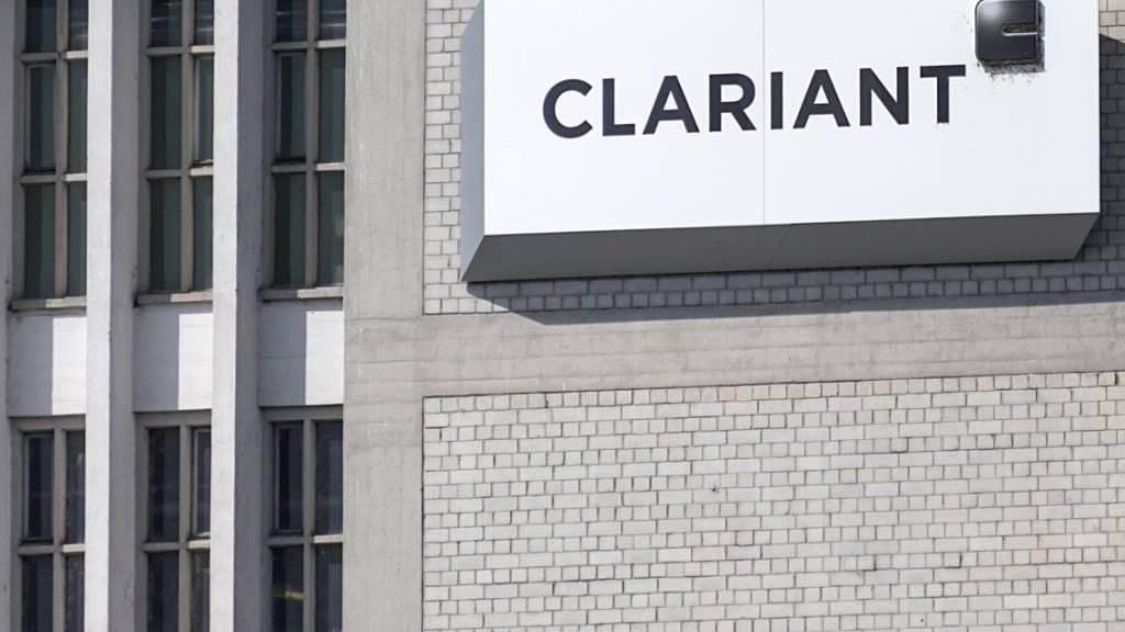 Der Clariant-Konzern konzentriert sich auf attraktive Nischenmärkte und hat alle übrigen Geschäftsteile verkauft - das schlägt sich auch in der Gewinnmarge des Chemiekonzerns nieder. (Archivbild)