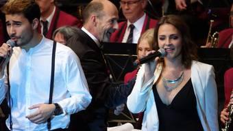 Harmonie Wettingen-Kloster spielt letztes Konzert mit Dirigent Heinz Binder