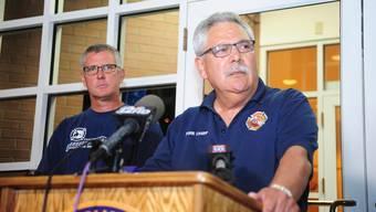 Buschbrände mit 19 toten Feuerwehrleuten in Arizona