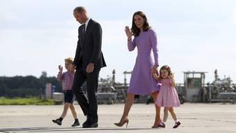 Die Royals: William und Kate