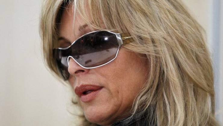 Brigitte Voss-Balzarini kann wieder lachen: Sechs Jahre nach dem Tod ihres Lebenspartners, Gotthard-Sänger Steve Lee, ist sie wieder verliebt. (Archivbild)