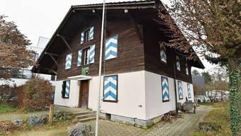 Das jetzige Pfadiheim in der Rötzmatt bietet nicht mehr genug Platz für alle Mitglieder.