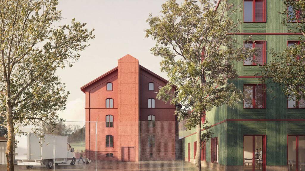 Bieler Architekten gewinnen Wettbewerb für Neubauten in Teufen