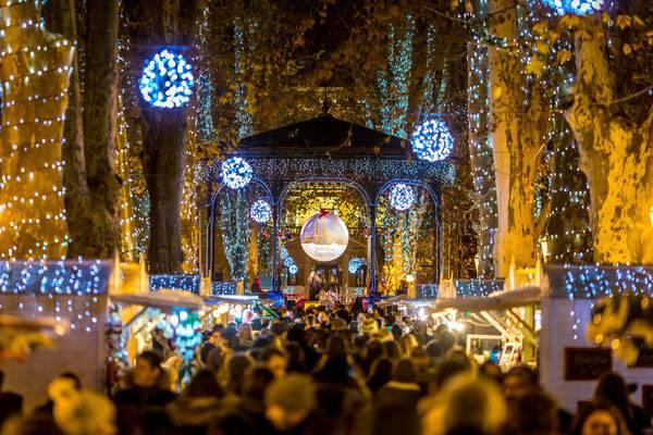 Zagreb hat laut der Umfrage den schönsten Weihnachtsmarkt Europas.