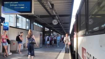 «Ist unsere Bahn bald so verlässlich wie die Schweizerische Bundesbahn?», fragt man sich in Deutschland.