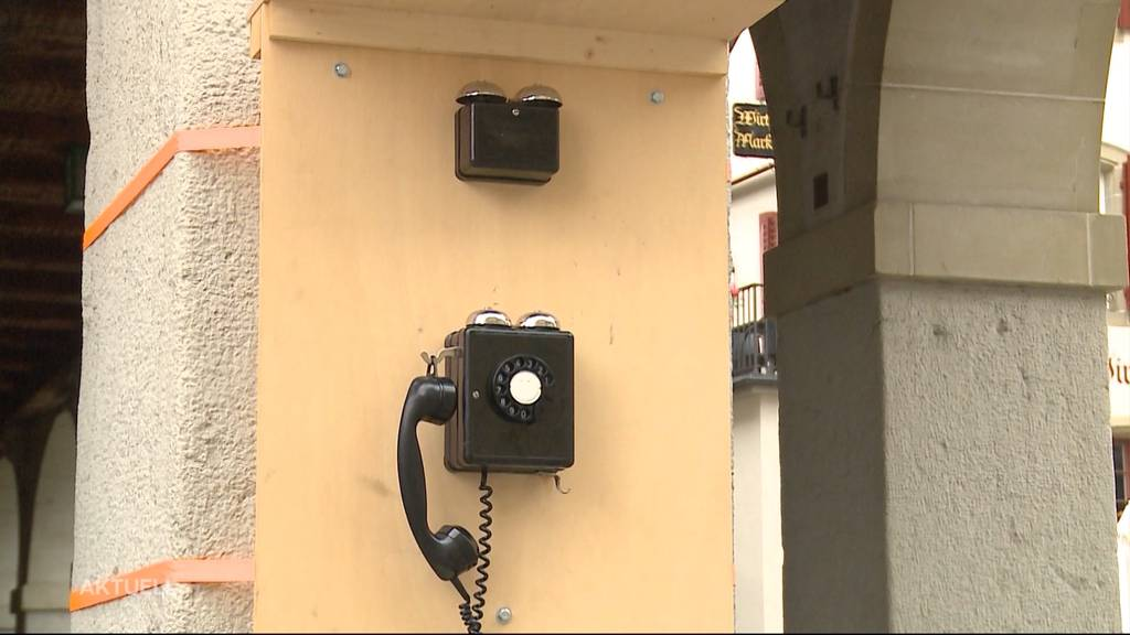 Zofinger Stadttelefon raubt Anwohnern den Schlaf