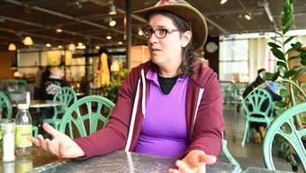 Sandra-Lia Infanger setzt sich selbst keine Grenzen, weder im Leben noch in der Politik.