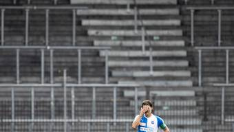GC-Captain Veroljub Salatic nach dem 0:6-Debakel vor zehn Tagen gegen Winterthur