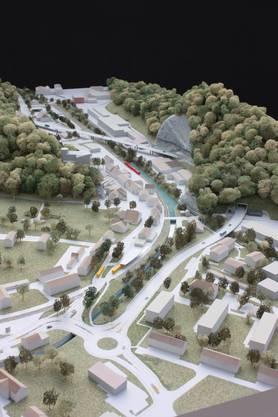 Hier das Modell des Projektes...