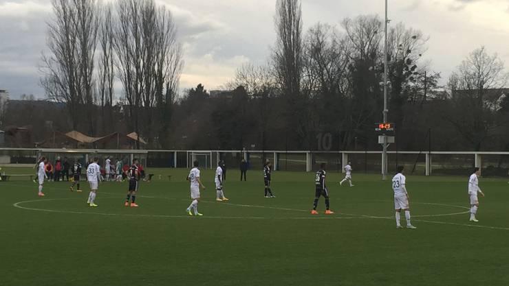 Der FC Basel konnte sein letztes Testspiel gegen Xamax mit 4:2 gewinnen.