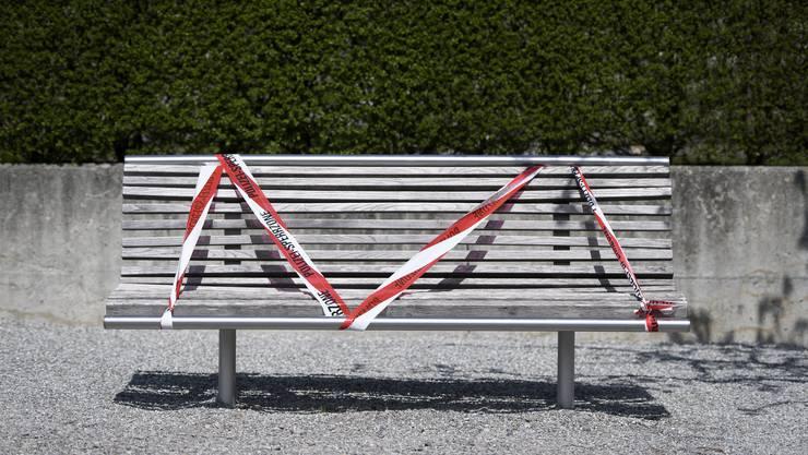 Die Schweiz steht still und das belastet die Psyche vieler Menschen. (Symbolbild)