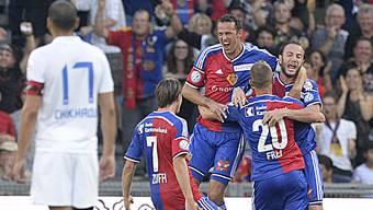 FC Basel gegen FC Zürich