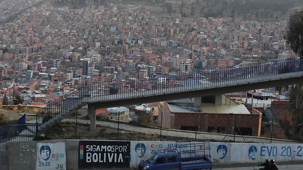 Kirche, UN und EU rufen zu Gewaltverzicht bei Wahlen in Bolivien auf