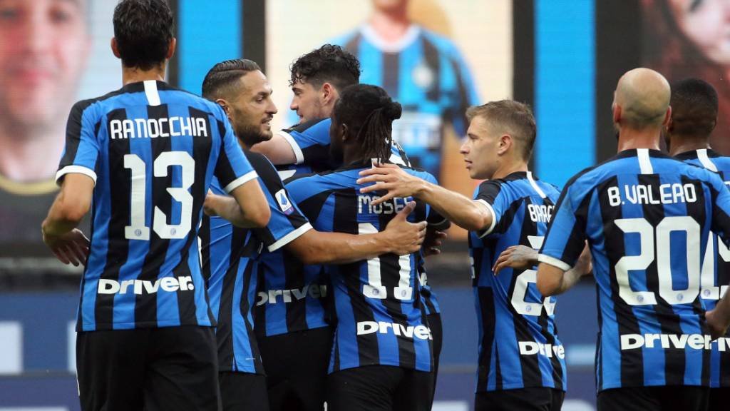 Inter Mailand deklassiert Aufsteiger Brescia 6:0
