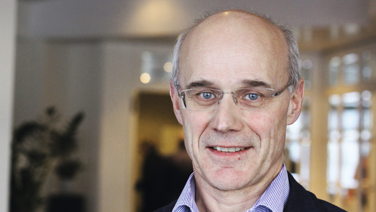 Jürg Lareida, Präsident des Ärzteverbands.