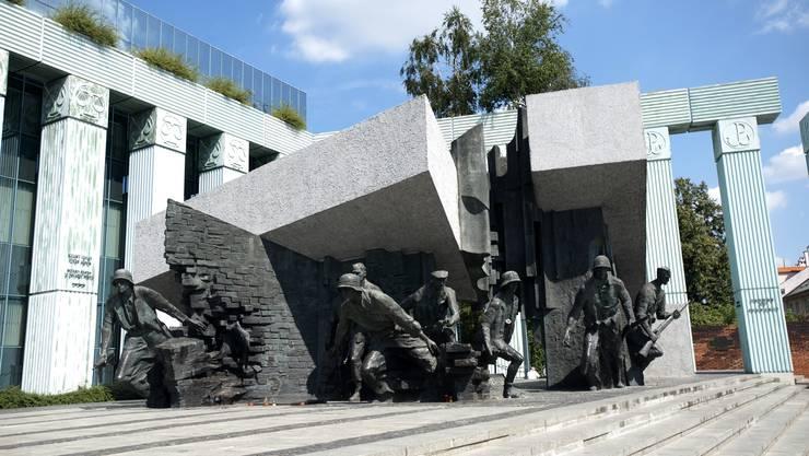 Denkmal des Warschauer Aufstandes