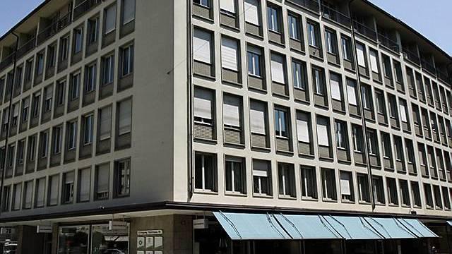 Hauptsitz der Quadrant in Zürich