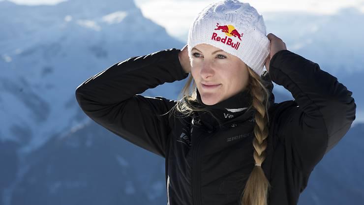 Fanny Smith beim Weltcup-Auftakt in Frankreich noch nicht in Topform