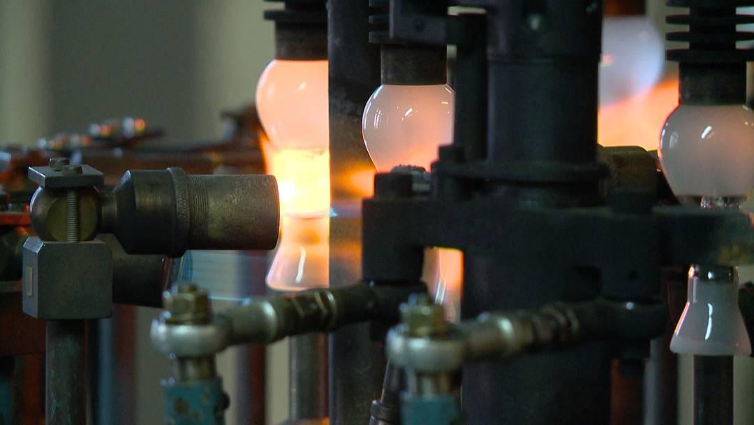 Lichter löschen bei der Righi AG