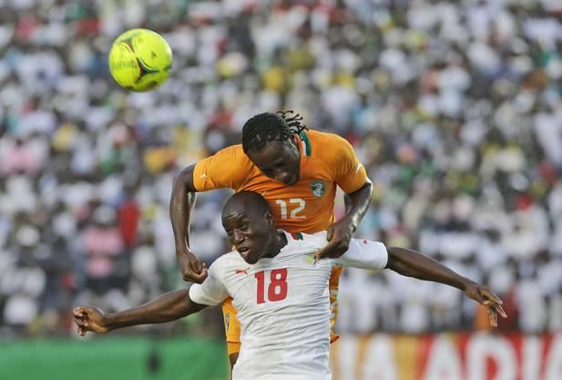 Die Elfenbeinküste belegt in der Weltrangliste momentan Rang 17 und ist damit das stärkste afrikanische Team.