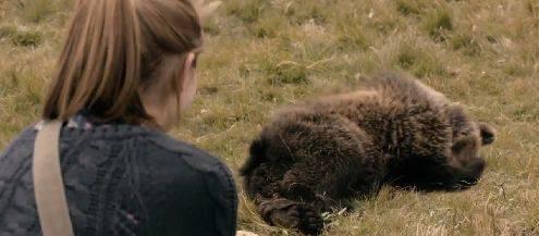 Trailer zu «Clara und das Geheimnis der Bären»
