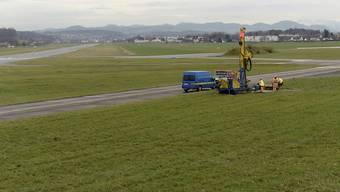 Platz für Innovation: Auf dem ehemaligen Militärflugplatz in Dübendorf soll ein Teil des Innovationsparks entstehen (Archiv).