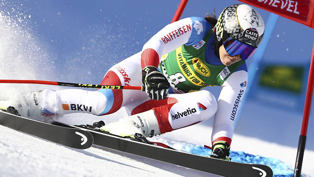 Wendy Holdener verzichtet auf Starts in Val d'Isère