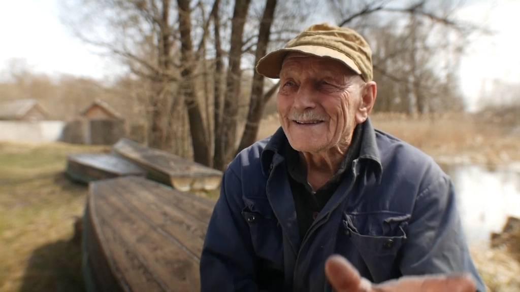 «Drei Mal habe ich mich zurückgeschlichen» - 85-Jähriger lebt in Tschernobyls Sperrzone