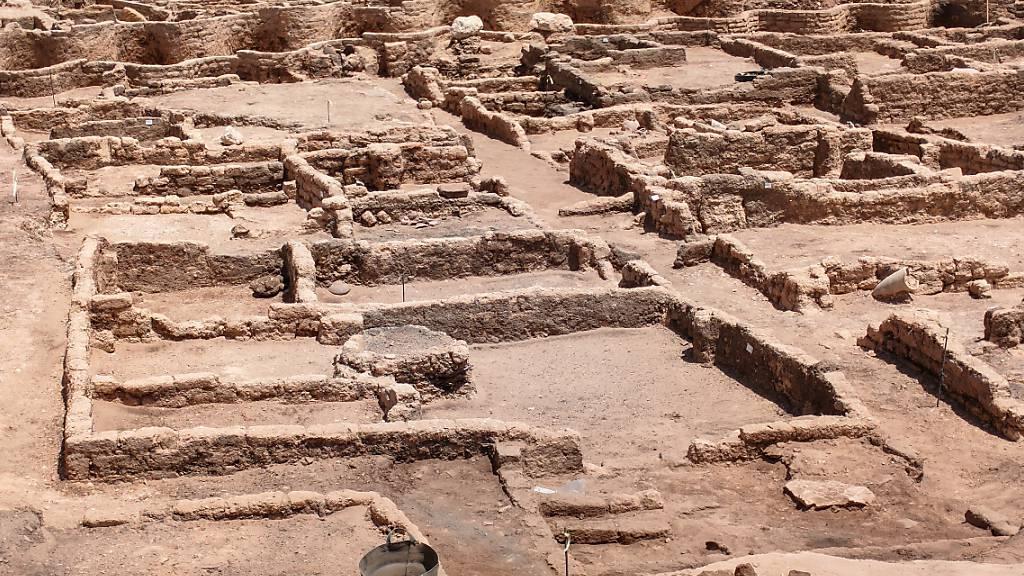 «Grosse Überraschung» - Archäologen finden verlorene Stadt in Ägypten