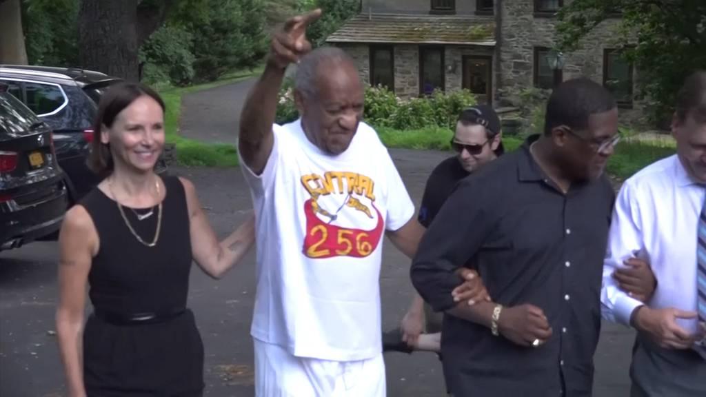 US-Schauspieler Bill Cosby vorzeitig aus Haft entlassen