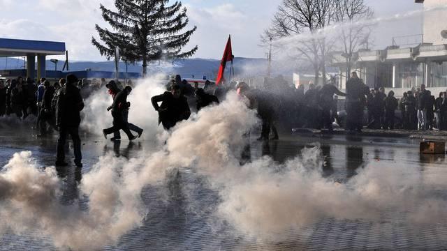 Die Grenzkonflikte zwischen Serbien und Kosovo sollen ein Ende haben (Archiv)