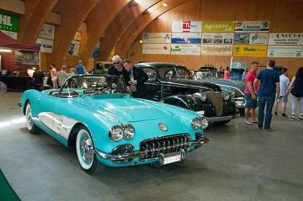 Das US-Car-Meeting findet zum 6. Mal statt. (Bild: uscartoggenburg.ch)